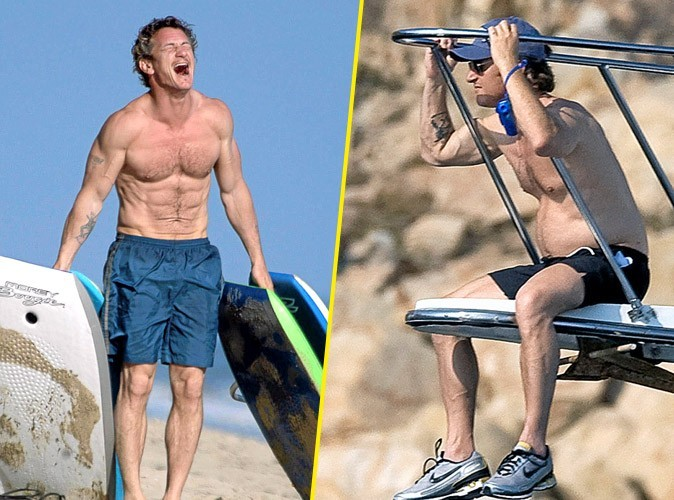 Photos : Sean Penn se laisse aller !