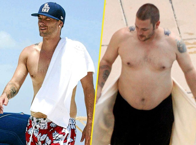 Photos : Kevin Federline se laisse aller