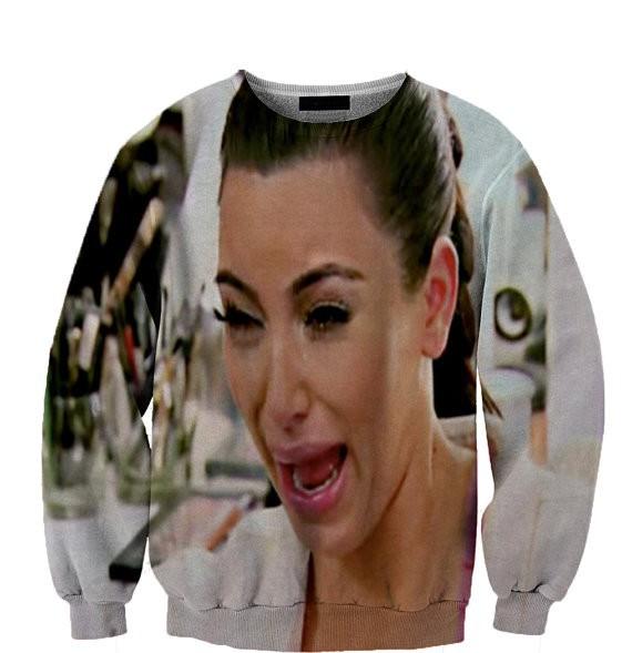 Le sweat Kim Kardashian