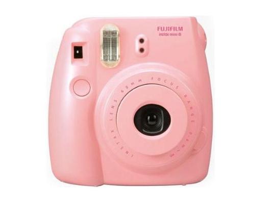 Appareil photo instantané rose, Fujifilm