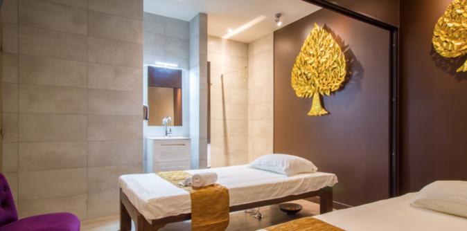 Massage des plus agréables chez Ban Thaï Spa Trocadéro
