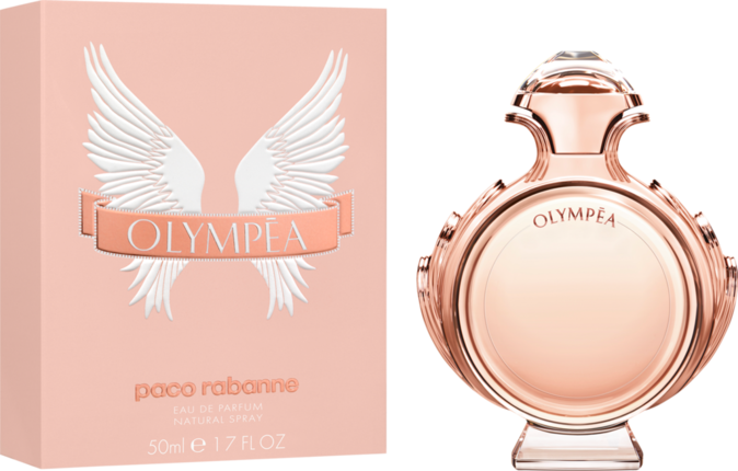 Parfum Olympea by Paco Rabanne (dispo sur MyBestBrand)