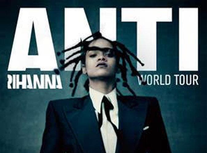 "Rihanna ""Anti World Tour"""