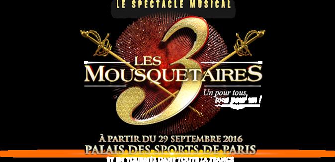 """Spectacle """"Les 3 Mousquetaires"""""""