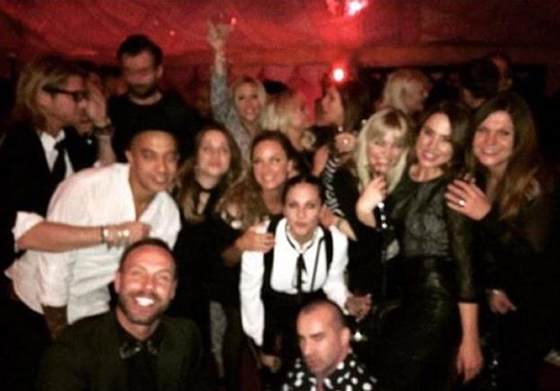 Spice Girl : Emma Bunton s'�clate pour ses 40 ans avec Mel C !