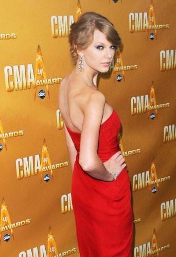 Star sexy : les petites fesses de Taylor Swift