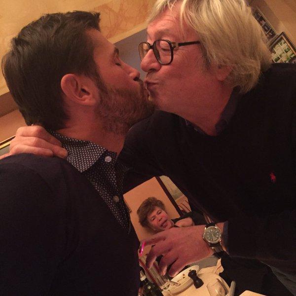 "Photos : Steevy Boulay, Christophe Beaugrand, Laurent Ruquier : leur ""soirée grosses teubs"" !"