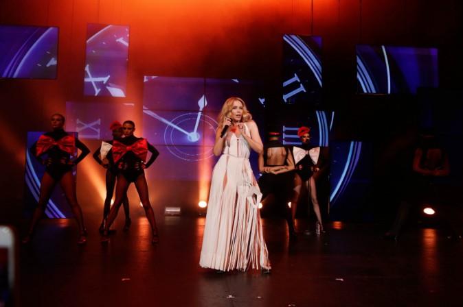 Kylie Minogue le 7 juillet 2015