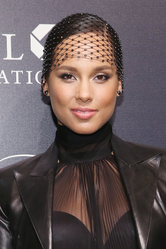 Alicia Keys le 5 novembre 2015