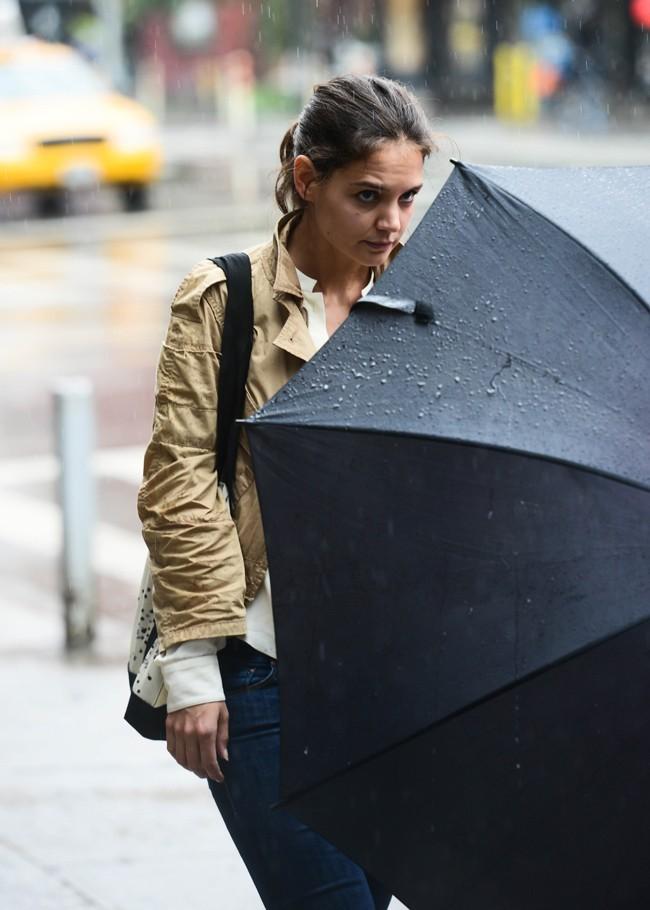 Katie Holmes le 20 juillet 2012 à New York