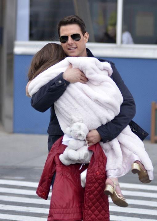 Une petite fille qui a encore besoin de son papa !