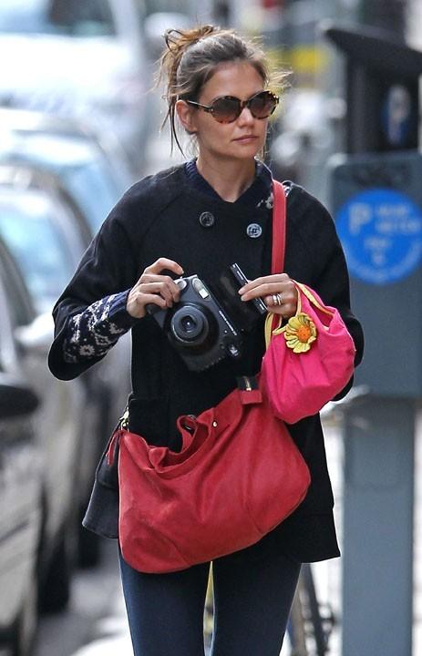 Katie Holmes se passionne pour la photographie ?