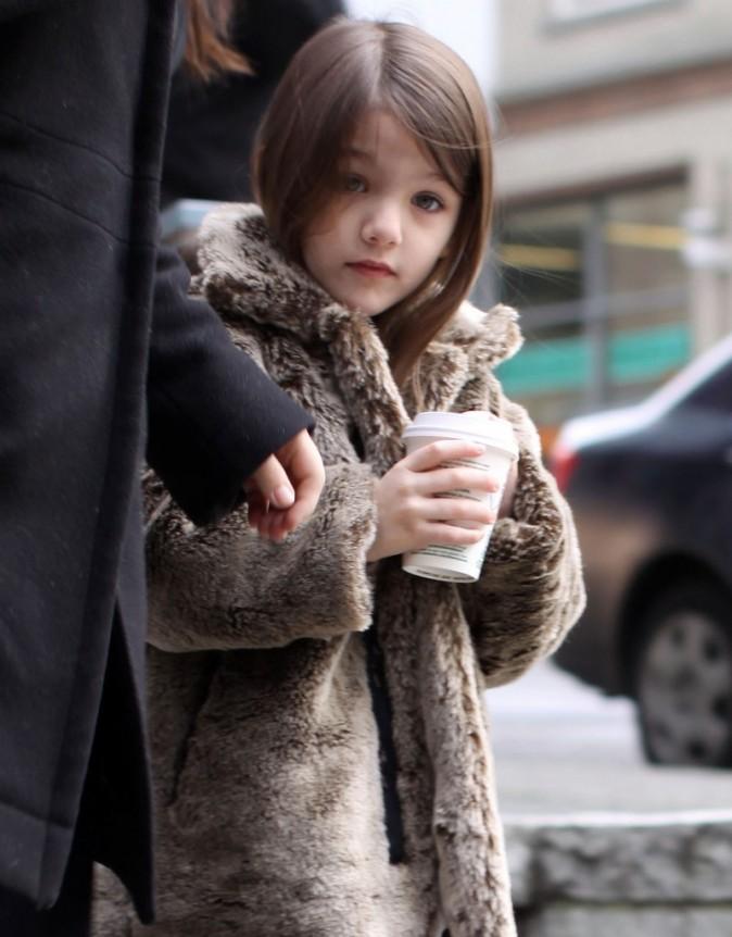 Photos : Suri Cruise : Une Vraie Petite Madame à Presque 5
