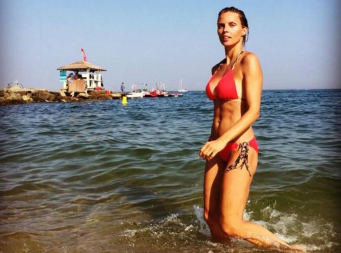 Sylvie Tellier : canon la silhouette sportive de l'ex-Miss France !