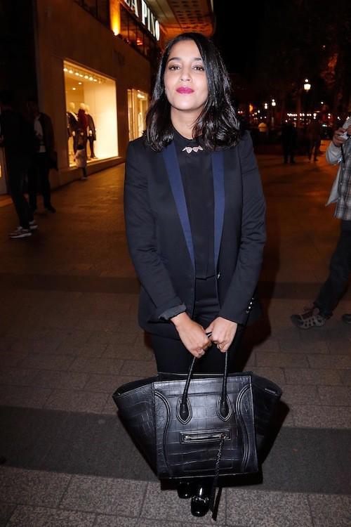 Leïla Bekhti à l'avant-première de Samba le 14 octobre 2014!
