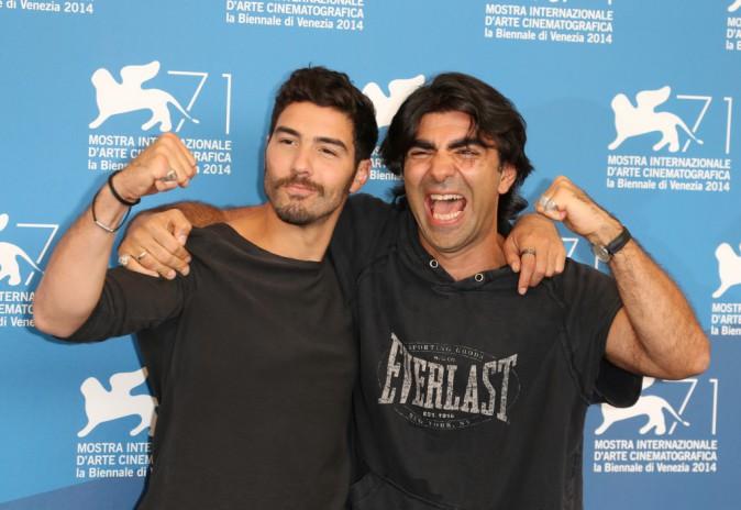 Photos : Tahar Rahim : un beau gosse tout sourire à la Mostra de Venise malgré la polémique !
