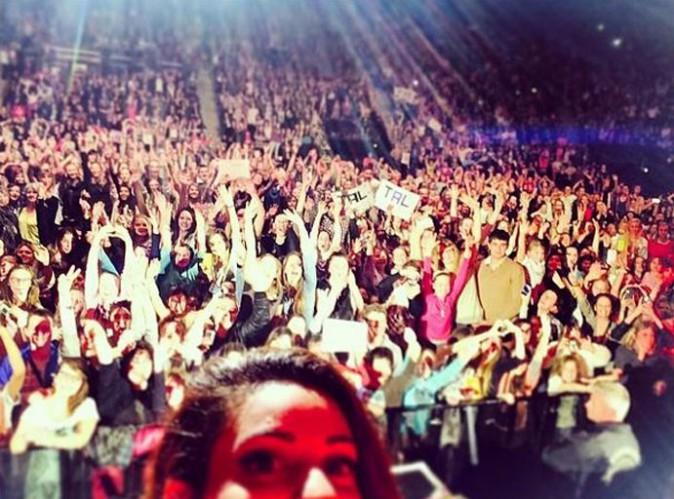 Photo souvenir avec le public d'Amiens !