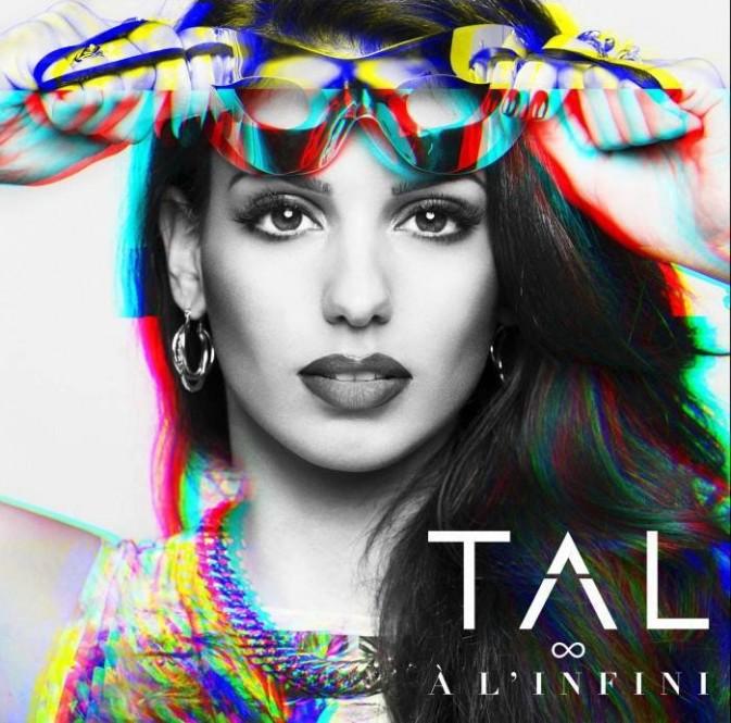 """""""À l'infini"""", le nouvel album de Tal, dans les bacs le 2 septembre 2013"""