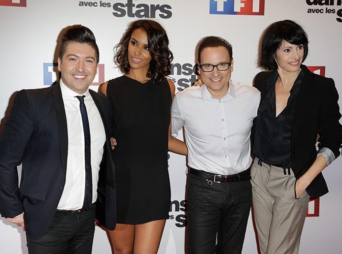 Le jury de l'émission : Chris Marquez, Shy'm, Jean-Marc Genereux et Marie-Claude Pietragalla