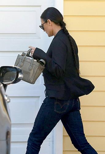 Demi Moore à Los Angeles le 12 septembre 2014