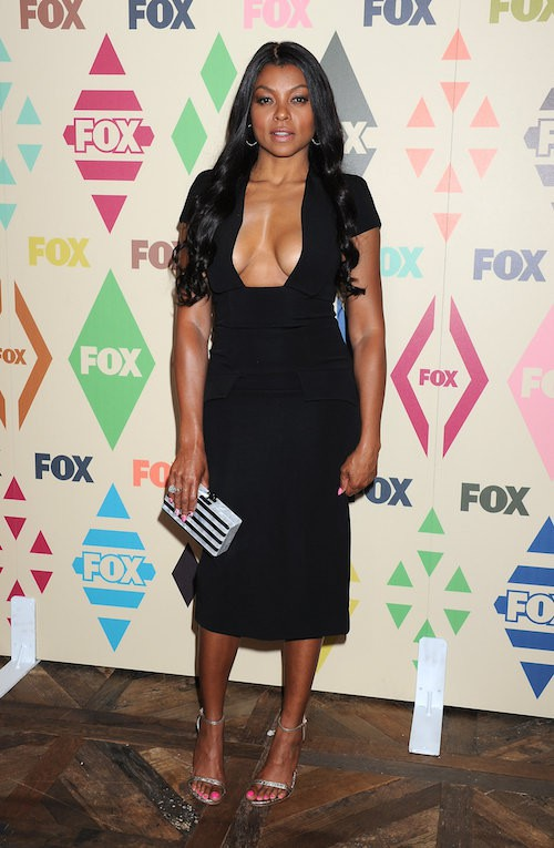 Photos : Taraji P. Henson : la star de Empire déballe tout !