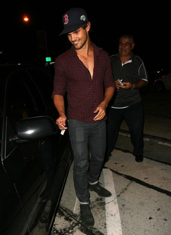 Taylor Lautner !