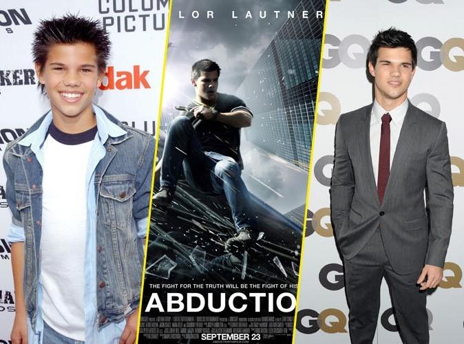 Photos: Taylor Lautner, son évolution fulgurante !