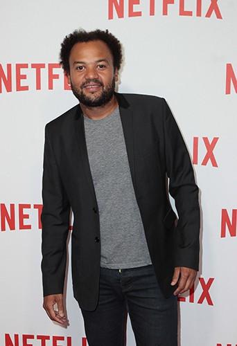 Fabrice Eboué à Paris le 15 septembre 2014