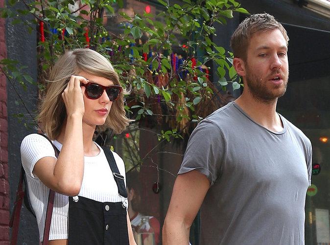 Photos : Taylor Swift a largué Calvin Harris par téléphone, découvrez comment il s'est vengé !