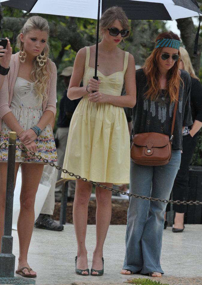 Taylor Swift en 2010