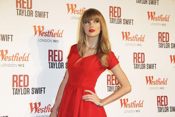 Taylor Swift en 2012
