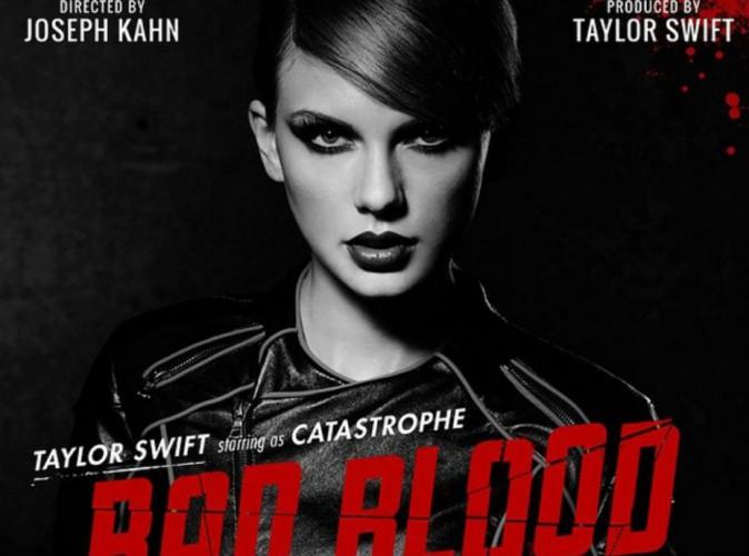 Taylor Swift dévoile l'incroyable casting de son nouveau clip !