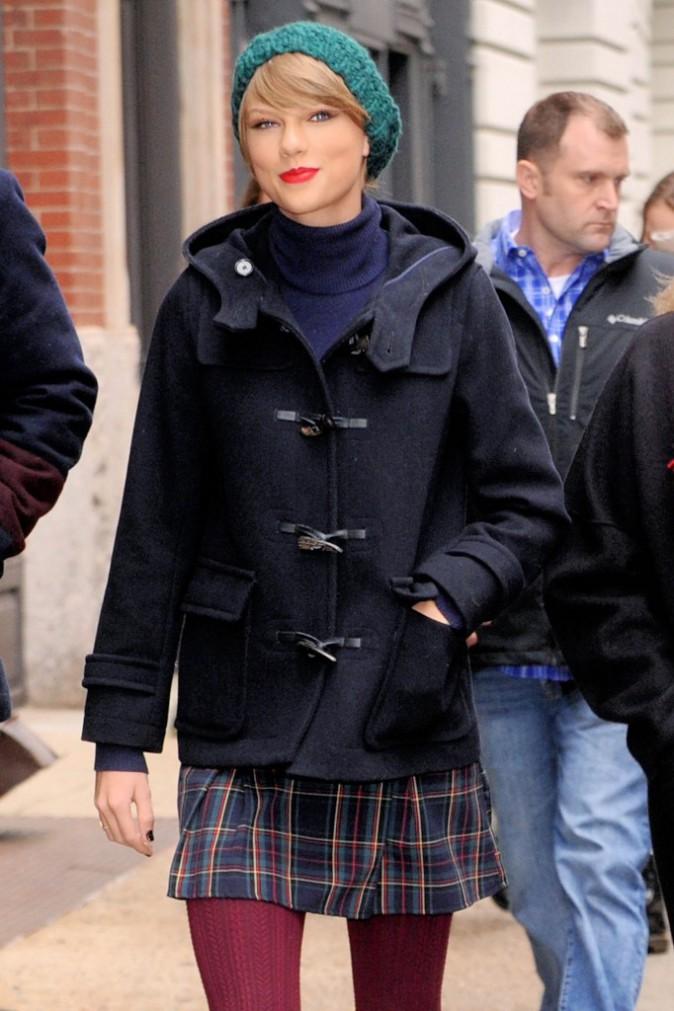 Taylor Swift le 22 décembre 2014