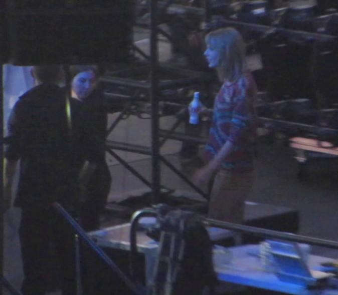 Photos : Taylor Swift : fan number one de Calvin Harris, la preuve !