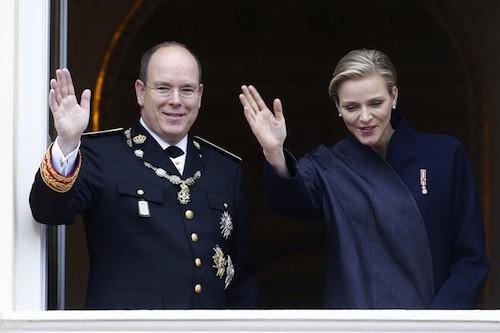 Le prince de Monaco - Une pièce de musée !