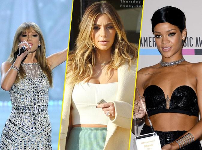 Photos : Taylor Swift, Kim Kardashian, Rihanna : quand les stars font preuve d'une générosité hors du commun !