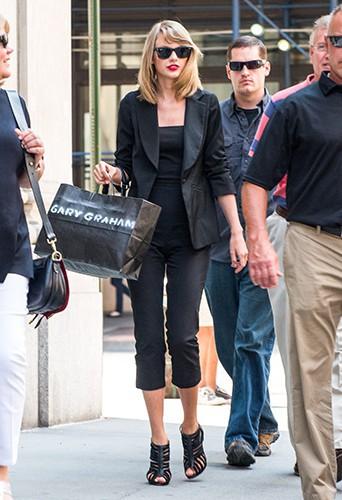 Taylor Swift à New York le 11 juillet 2014