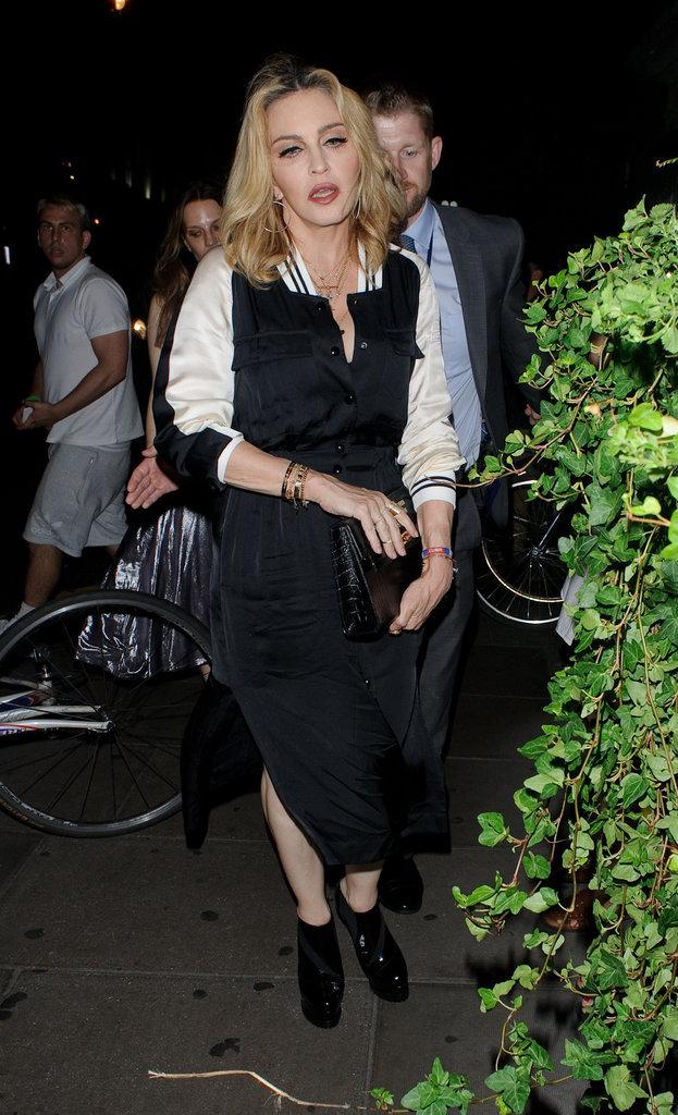 Madonna - 76,5 millions de dollars