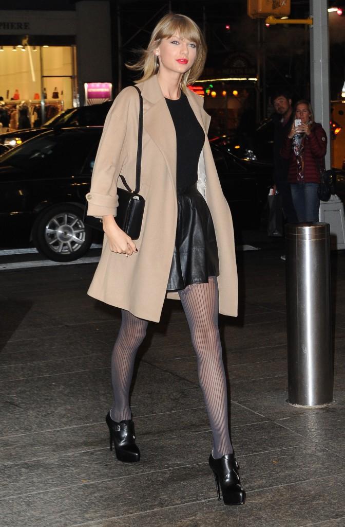 Taylor Swift le 11 novembre 2014