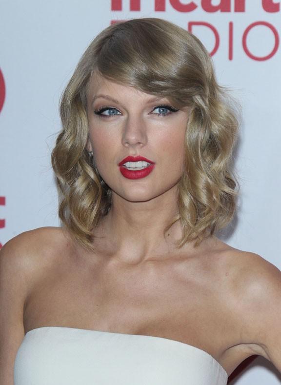 Taylor Swift au iHeartRadio Music Festival organisé à Las Vegas le 19 septembre 2014
