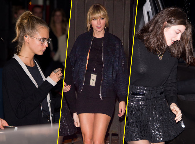 Photos : Taylor Swift : Son gang de copines se reforme à New York !