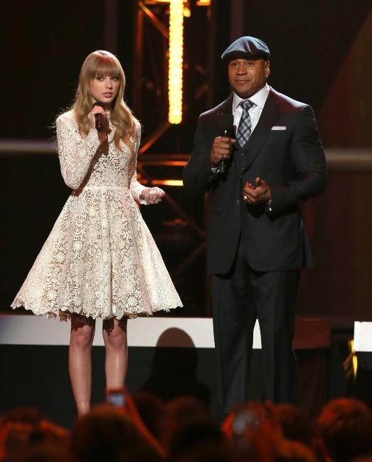 Taylor Swift le 5 décembre 2012 à Nashville