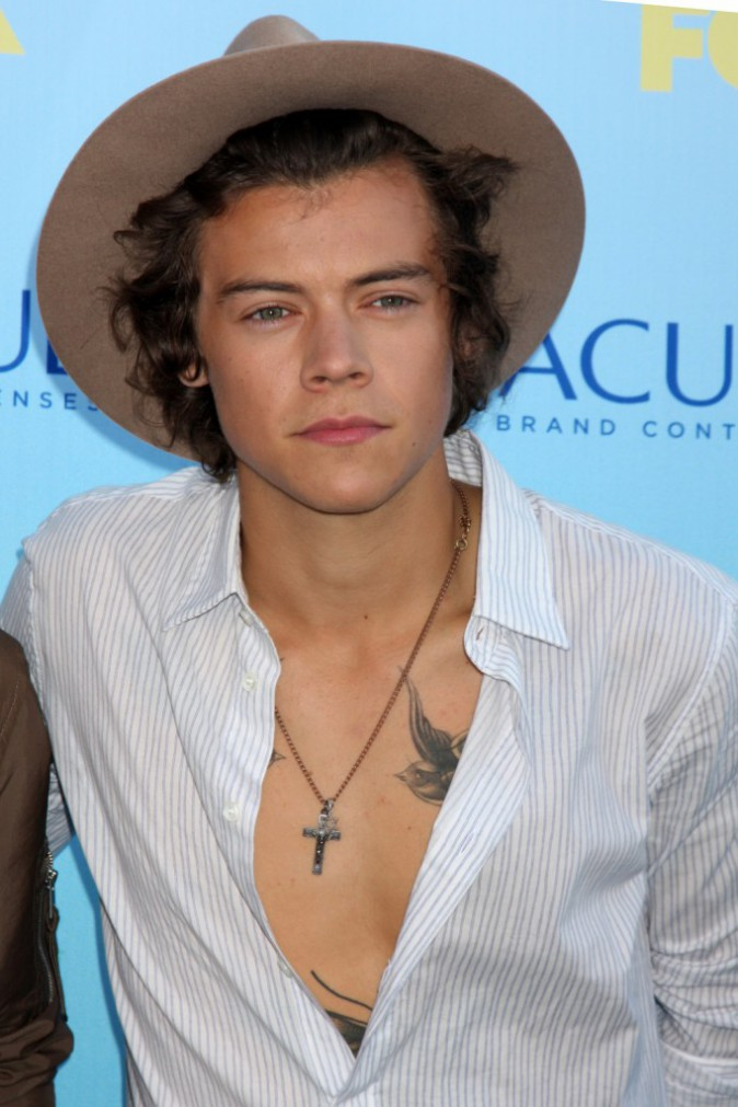 Harry Styles à la cérémonie de Teen Choice Awards le 11 août 2013