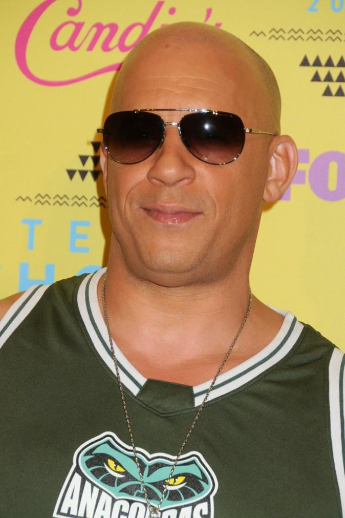 Vin Diesel le 16 août 2015