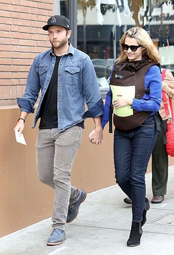 Mark Webber et Teresa Palmer à Los Angeles le 26 février 2014