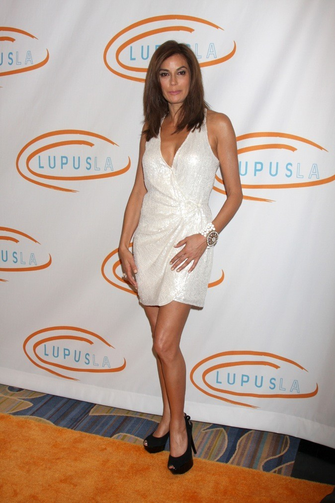 Teri Hatcher à Beverly Hills en 2011 !