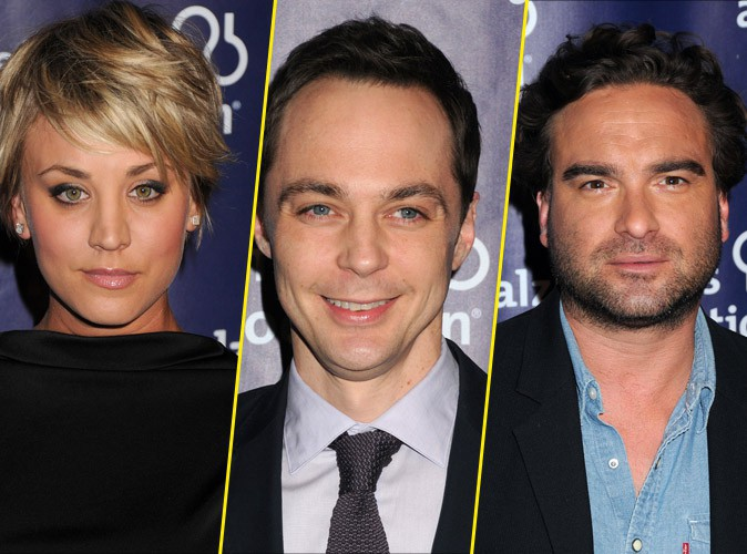 Photos : The Big Bang Theory : le casting uni et au complet pour la bonne cause !