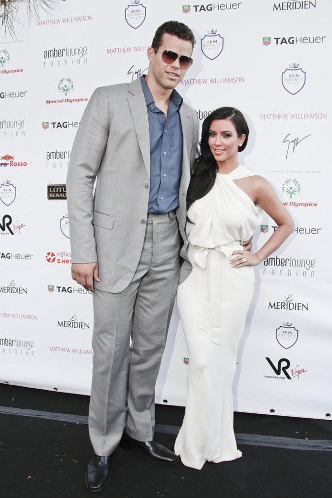 Kim Kardashian et Kris Humphries