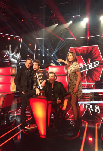 Photos : The Voice : Slimane, Ana Ka et Lena font un carton auprès du jury !