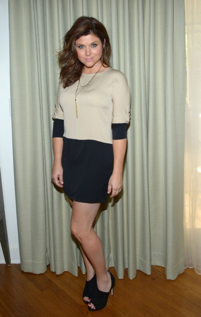Tiffani Thiessen le 13 novembre 2012 à Los Angeles